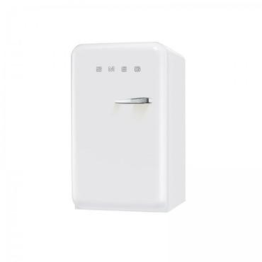 FAB10HLB, Stand-Kühlschrank HAPPY HOMEBAR, A+, Weiß, 130 L, Linksanschlag – Bild 1