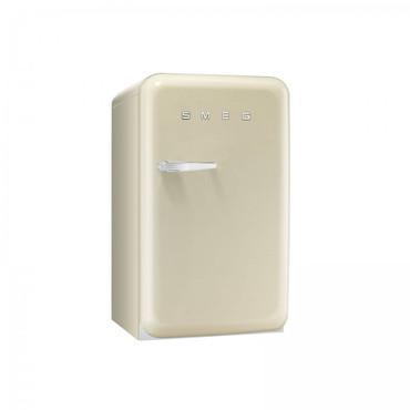 FAB10HRP, Stand-Kühlschrank HAPPY HOMEBAR, A+, Creme, 130 L, Rechtsanschlag – Bild 1
