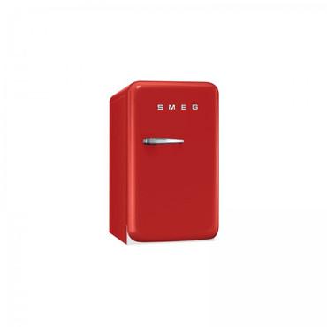 FAB5RR, Stand-Kühlschrank - Minibar, EEK: E, Rot, 32 L, Rechtsanschlag – Bild 1