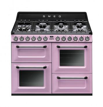 TR4110ROD, Victoria Kochzentrum (EEK: A) Cadillac Pink 110 cm  – Bild 1