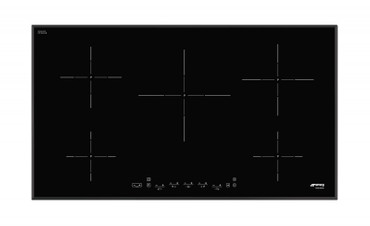 SI5952B, Induktionskochfeld 90 cm Neutrales Design  – Bild 1