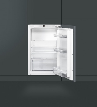SID140C, Einbau-Kühlschrank 4-Sterne Gefrierfach, A++, 109 L, 88 cm  – Bild 2