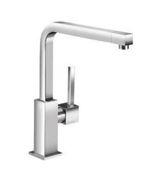 MFQ6-CR, Design - Armatur, Hochglanz verchromt