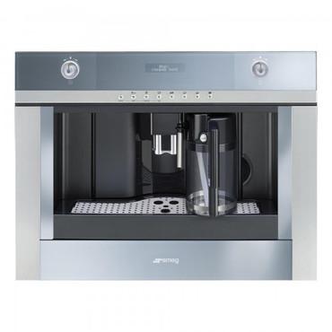 CMSC45,  Kaffeevollautomat, Edelstahl, Linea Design  – Bild 2