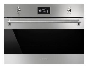 SFP4390X, Einbau-Kompakt-Backofen, EEK-A, 45cm, Classici Design, Edelstahl – Bild 1