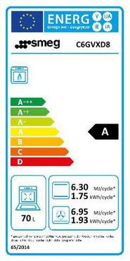 KOMBI - GAS-STANDHERD 60 CM, GASKOCHFELD, MULTIFUNKTION, CLASSICI DESIGN, EDELSTAHL, 4 BEHEIZUNGSARTEN + GASBACKOFEN, UMLUFT-/GRILL, ENERGIE-EFFIZIENZKLASSE A – Bild 4