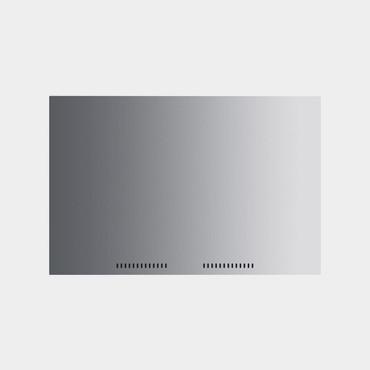 KIT90X, Rückwandpaneel  für SCD Edelstahl – Bild 1