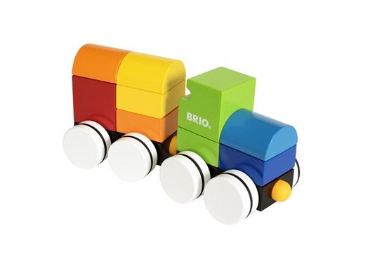 BRIO Neuer Holz-Magnet-Zug 30245