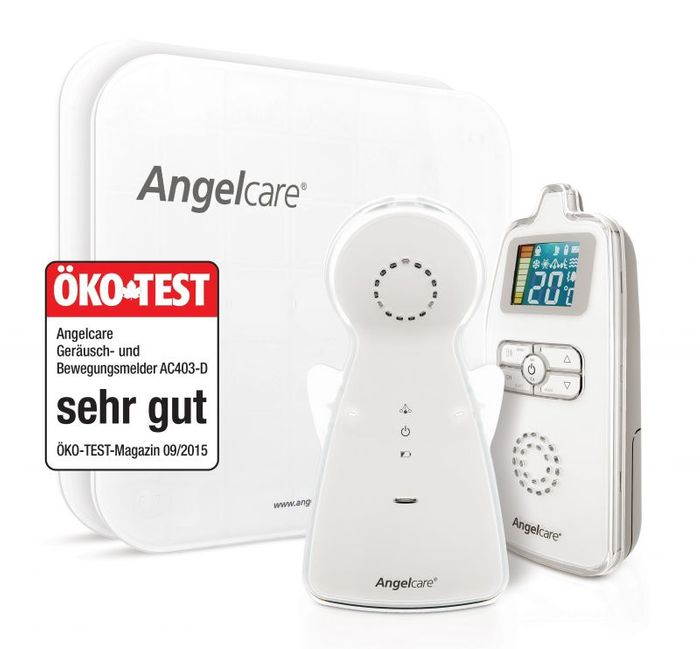 Angelcare® Babyphon AC403-D B-Ware