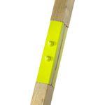 Plum mitwachsende Holzschaukel