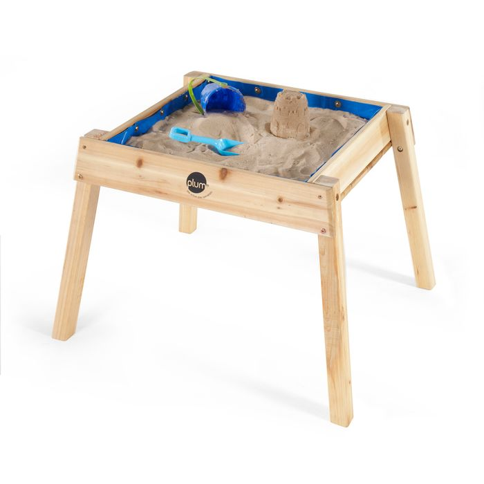 Plum Build and splash Sand- und Wassertisch aus Holz