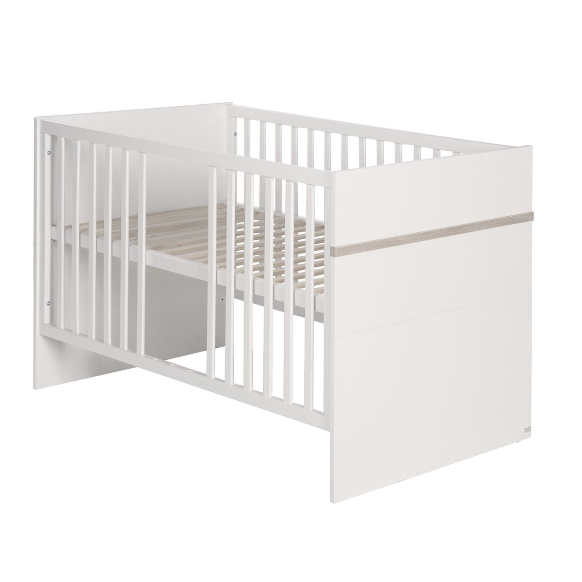 Kinderzimmer Moritz Baby (Bett, Wickelkommode und 3-trg. Schrank ...