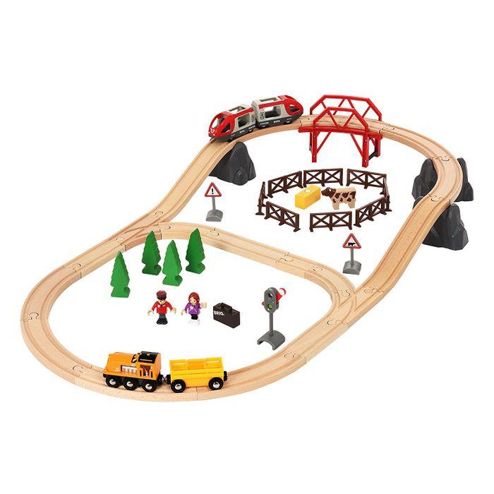 Brio Bahn Country Reisezug Set