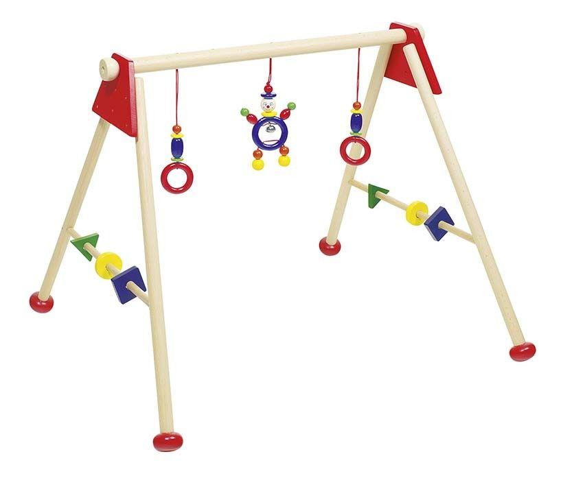 Baby-Fit, Greif- und Spieltrainer - Farbe: Rot