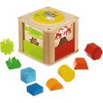 Haba Sortierbox Zootiere 001