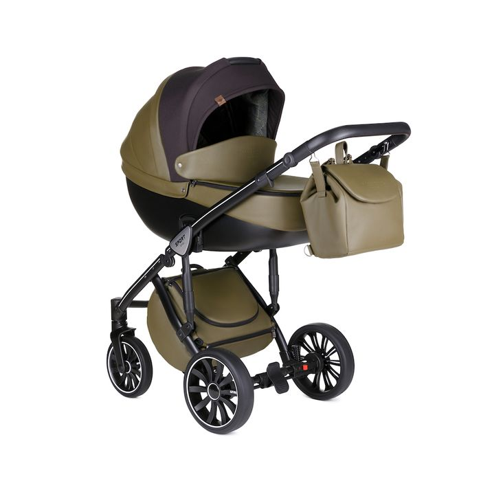ANEX Sport Discovery Edition Kinderwagenset 2 in 1 Kollektion 2019