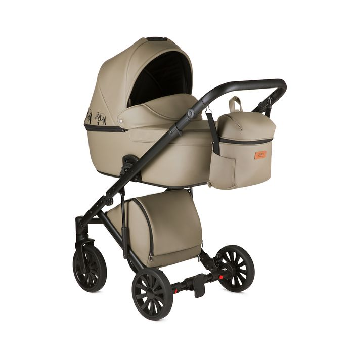 ANEX Cross Discovery Edition Kombikinderwagen 2 in 1 Kinderwagenset