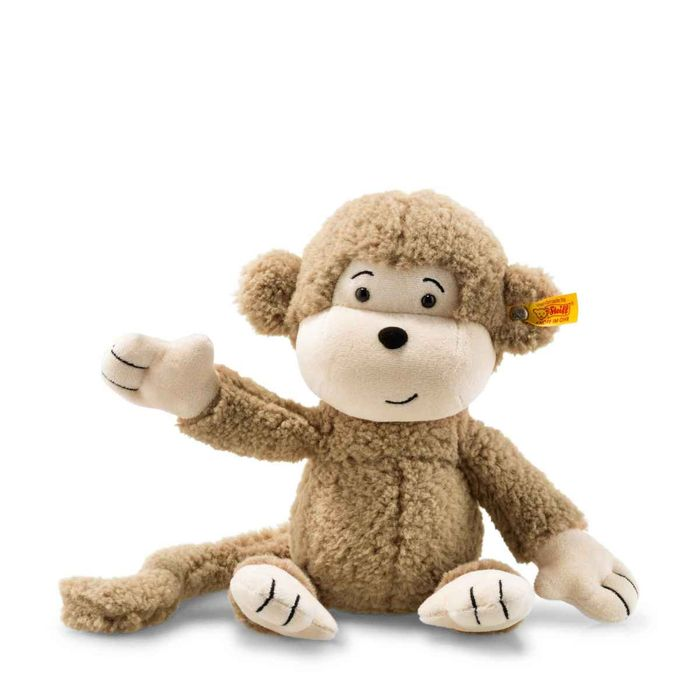 Steiff Soft Cuddly Friends Brownie Affe - 30 cm