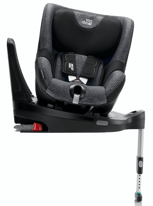 Britax Römer DUALFIX M i-SIZE Reboard Kindersitz - Melange Kollektion