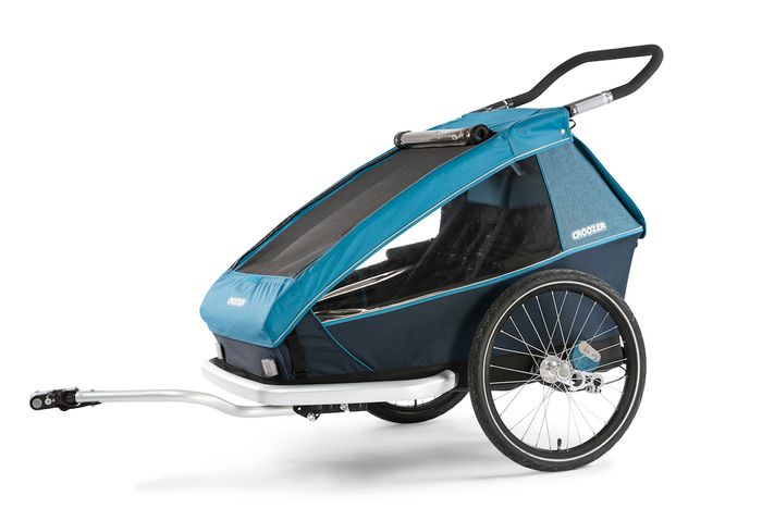 CROOZER Kid Plus for 2 - Modell 2019