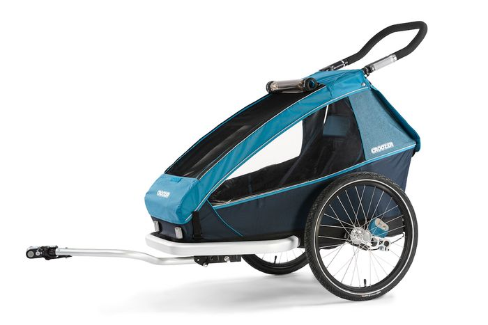 Croozer Kid Plus for 1 - Modell 2019 Einsitzer