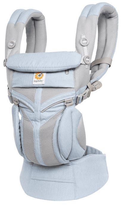 Ergobaby Babytrage Omni 360 Cool Air Mesh