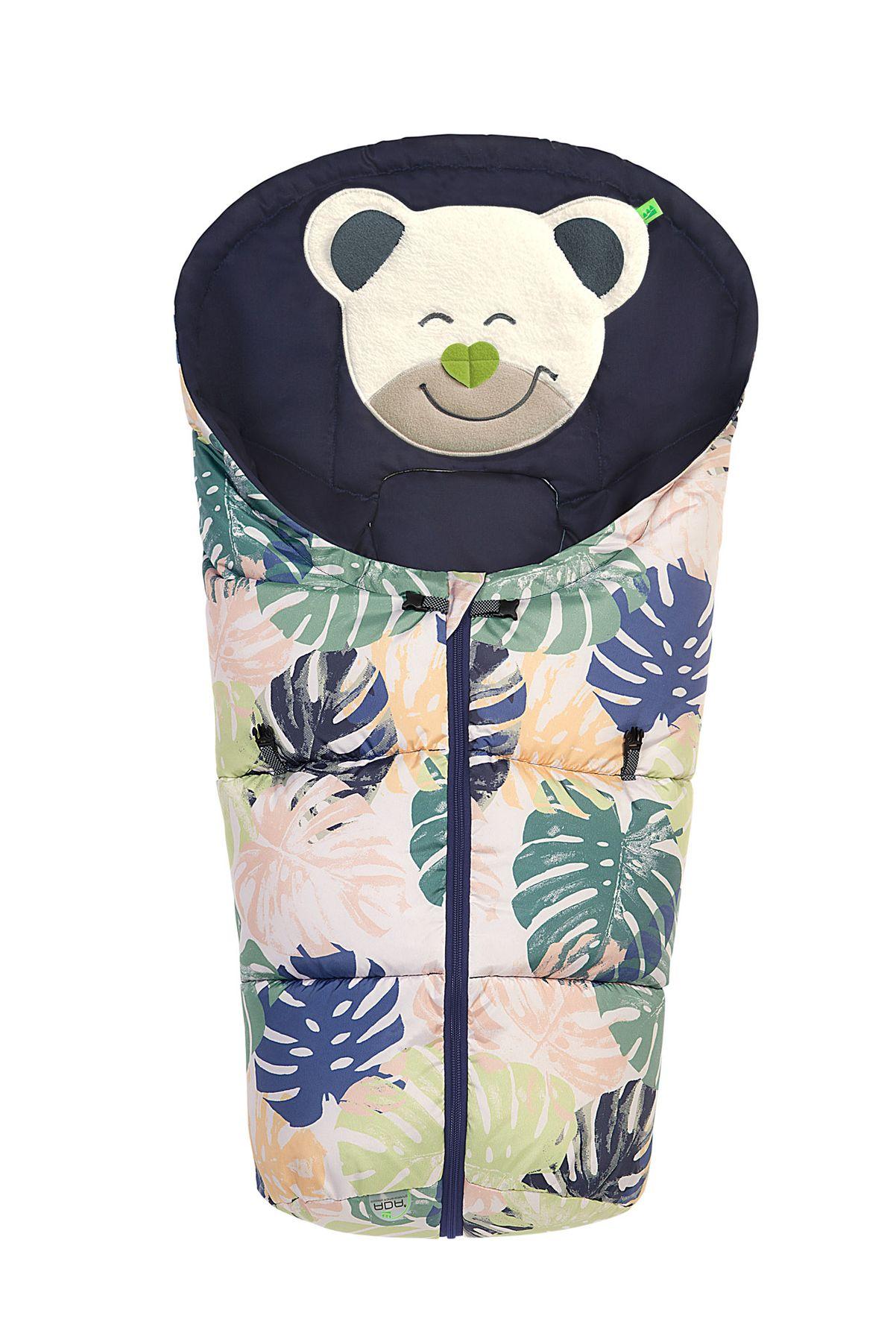 Odenwälder Mucki Fashion Tropical Leaves Kollektion 2019/2020