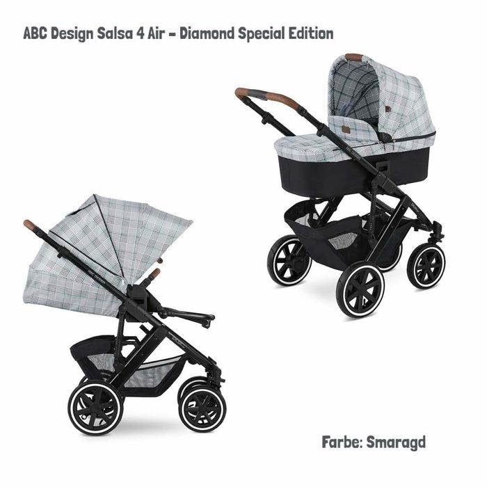 ABC  Design Salsa 4 Air – Kollektion 2021