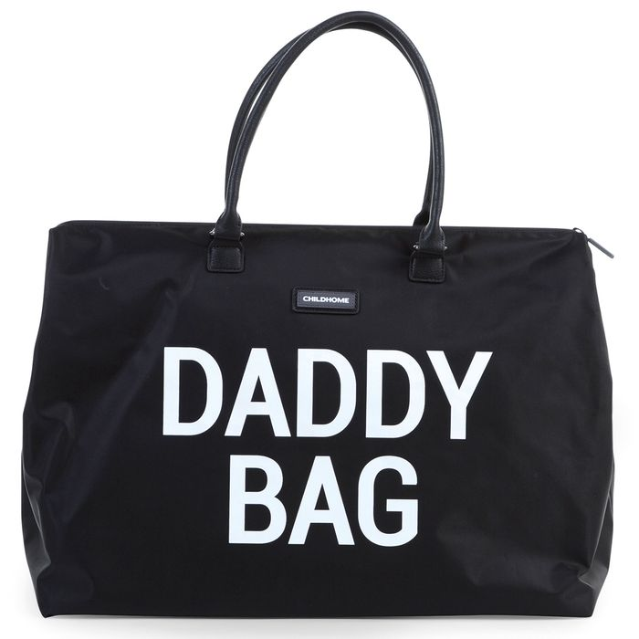 Childhome Daddy Bag - Farbe: Black