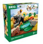 Brio Großes BRIO Bahn Safari Set 33960