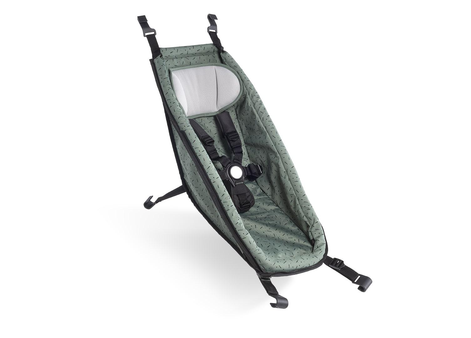 CROOZER Babysitz Modell  - KAAOS Kollektion