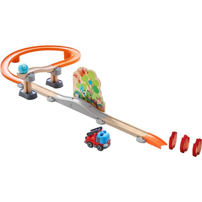 Haba Kullerbü – Sound-Spielbahn Feueralarm