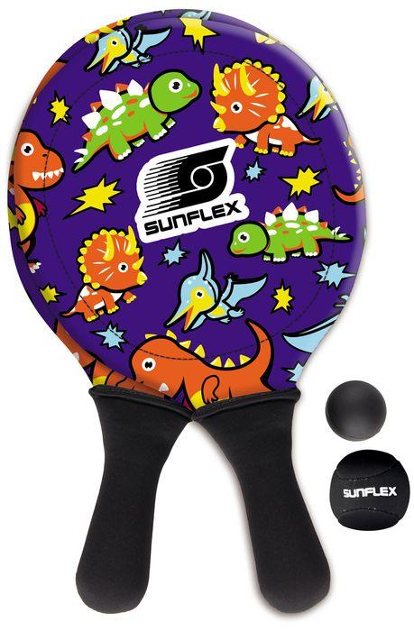 Sunflex Beachball Set Youngster Dino (74560)