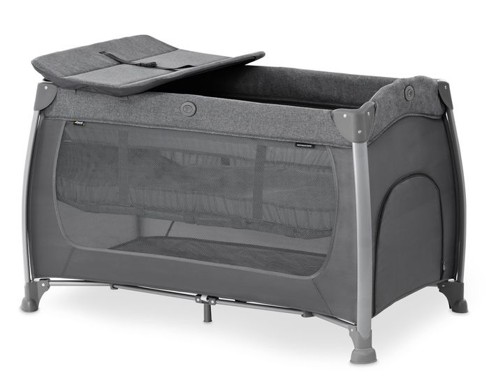 Hauck Play N Relax Center - Melange Charcoal