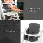 Alpha Cosy Select - Sitzverkleinerer für Hauck Alpha+ Hochstuhl