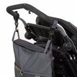 Kinderwagentasche - Conversion Buggy Bag - Farbe: Anthracite