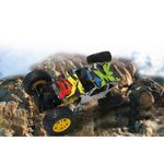 Jamara Hillriser Crawler 4WD gelb 2,4GHz (Maßstab 1:18)