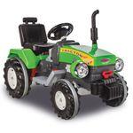 Jamara Ride-on Traktor Power Drag mit 12V Elektroantrieb