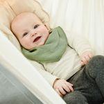 Nonomo Federwiege Baby Classic mit Gestell Basic