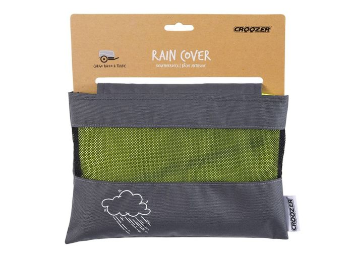 CROOZER Regenverdeck für Croozer Cargo Pakko / Tuure