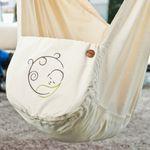Nonomo Federwiege Baby Classic mit NONOMO® MOVE 1.0 - elektrischer Federwiegenantrieb