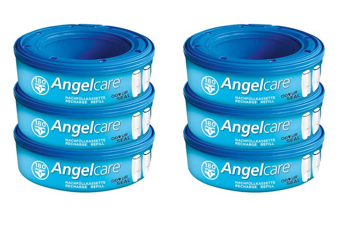 Angelcare Windelkassetten 6er-Pack