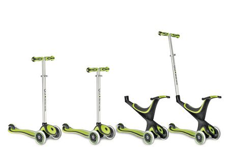 Globber MY FREE KIDS 5IN1, 3 Wheels-Scooter