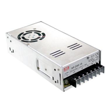 LED Netzteil 12V 240W Mean Well SP-240-12 Schaltnetzteil Trafo Netzgerät – Bild 1