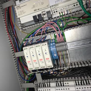 24Vdc 5A 120 Watt, Mean Well DR-120-24 DIN-Rail LED Hutschienen Netzteil – Bild 4
