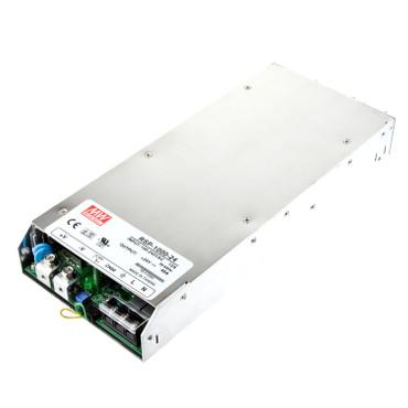 LED Netzteil 24V 1000W Mean Well RSP-1000-24 Schaltnetzteil Trafo Netzgerät – Bild 1
