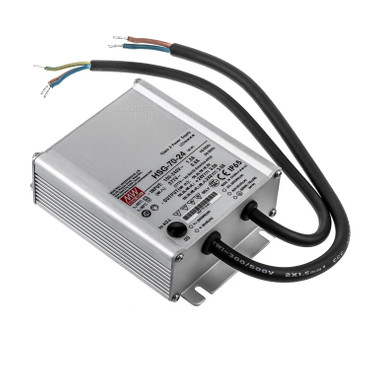 ✅ LED Netzteil 12V 60W Mean Well HSG-70-12 Schaltnetzteil Trafo Netzgerät