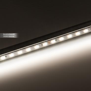 LED Band 1-Chip 3528, neutralweiß, 180 LED/m, 14,4W/m, 24Vdc, IP65, RA 90+ – Bild 3