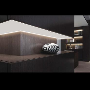 LED Flex Band 2835, kaltweiß, 240 LED/m, 23,0W/m, 24Vdc, IP20, RA 90+ – Bild 6
