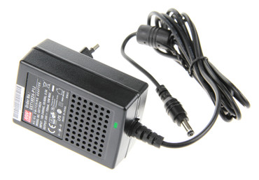 24Vdc 0,75A 18Watt, Mean Well GST18E24-P1J, Universal Stecker Netzteil, AC/DC Adapter – Bild 3